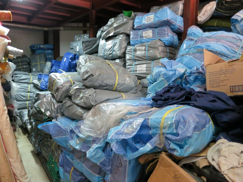 Sin Seng Guan Co Warehouse Stock