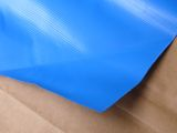 PVC coated canvas tarpaulin