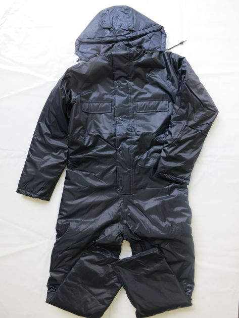 Winter Coverall / Wiinter Boilersuit